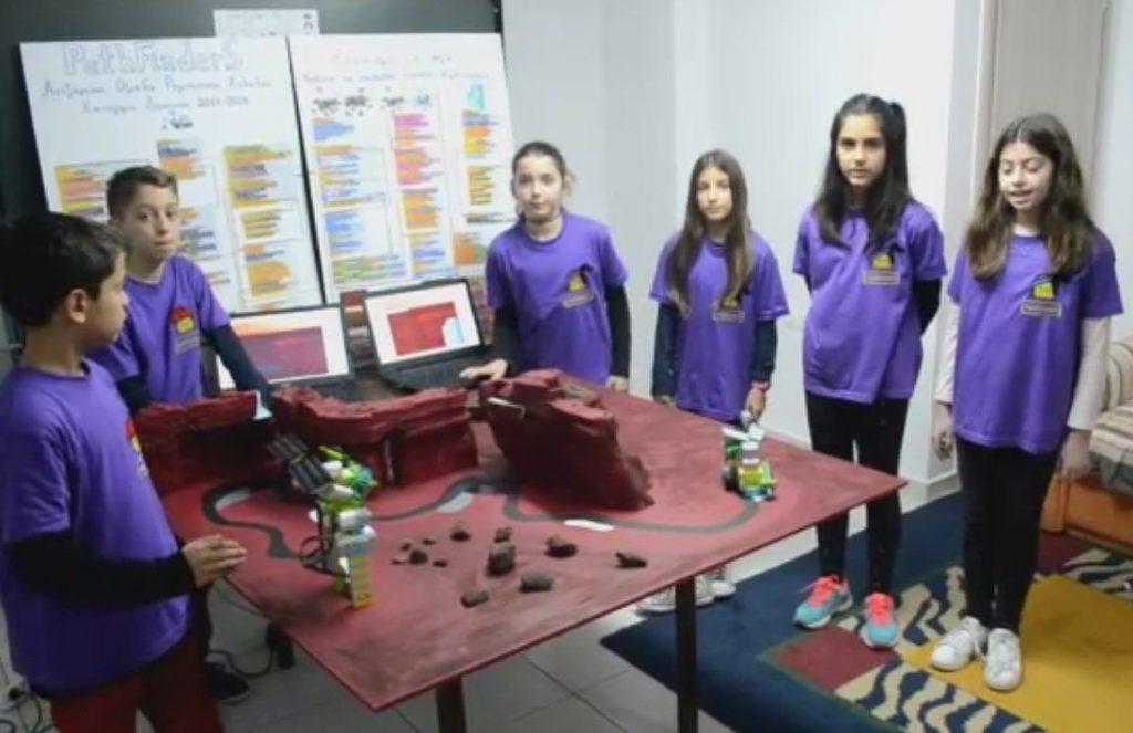 Pathfinders | Ανίχνευση κατάλληλων συνθηκών για εποικισμό στον πλανήτη Άρη